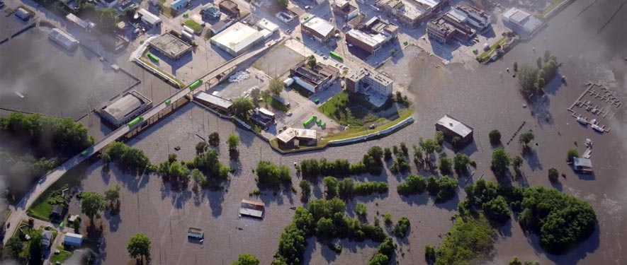 Kokomo, IN commercial storm cleanup